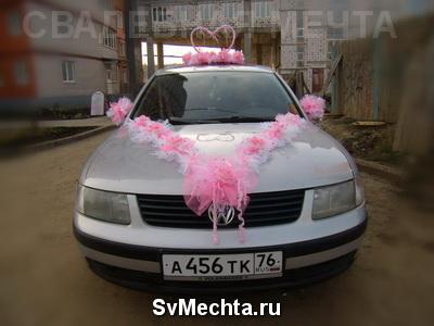 Мечта украшение машин в ярославле